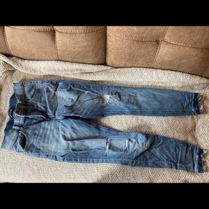 Express skinny's high rise